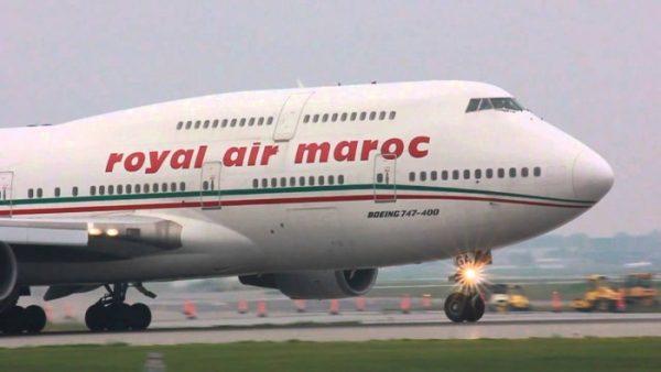 Royal air Maroc Crédit : voixdailleurs.com