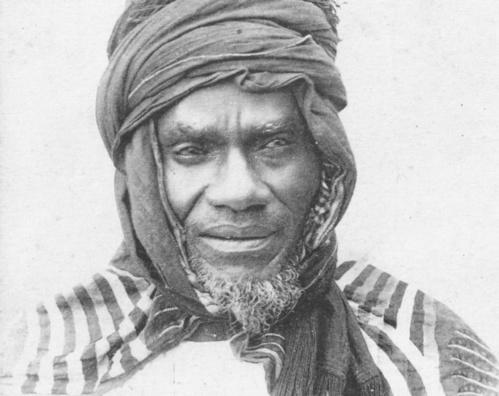 L'Almamy Samory TOURE, dernier résistant africain et arrière grand père de Sékou TOURE (1830 - 1900)