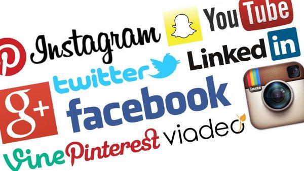 Logo des réseau sociaux Crédit : alumni-estaca