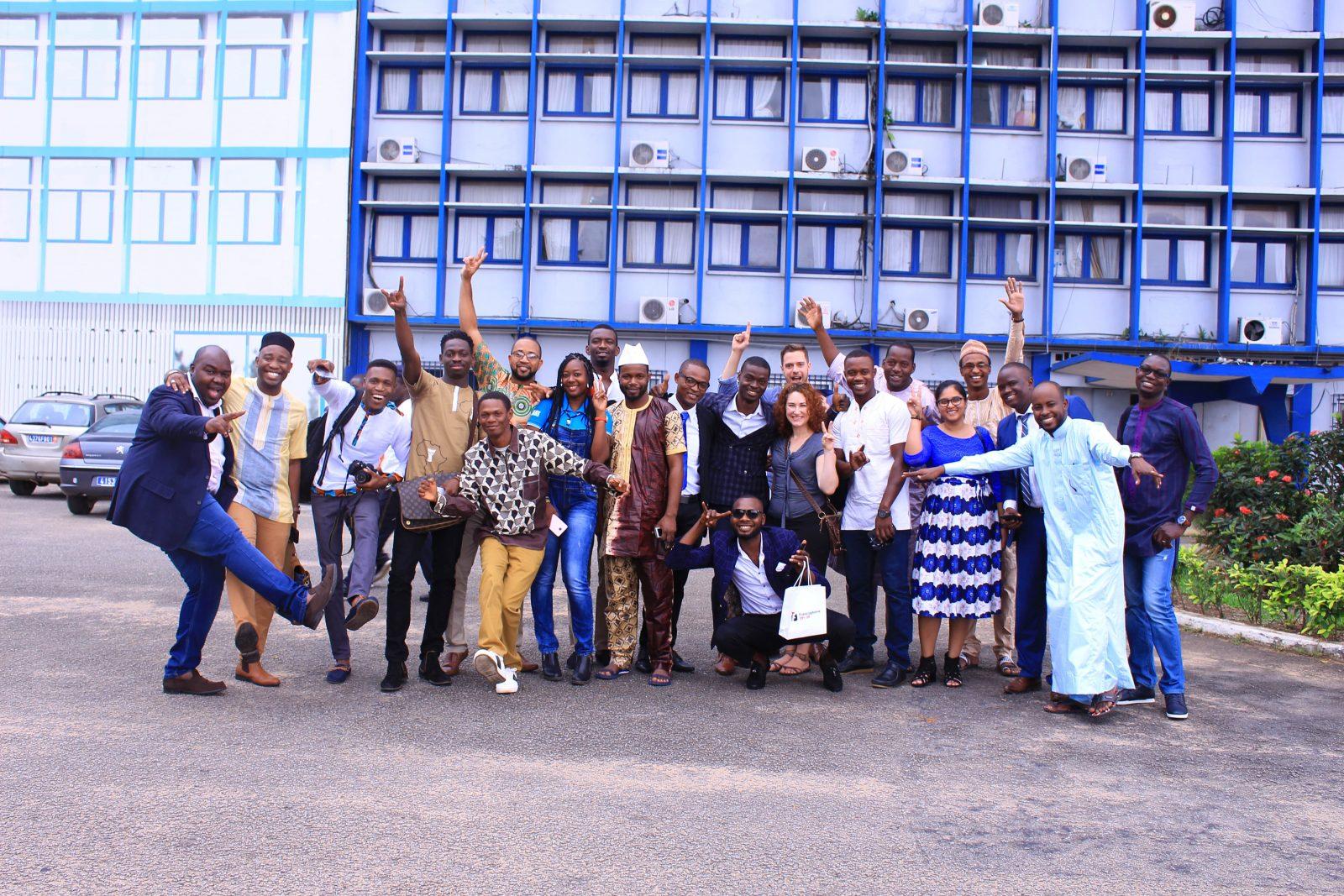#F3535 : retour d'un voyage plein d'émotion à Abidjan